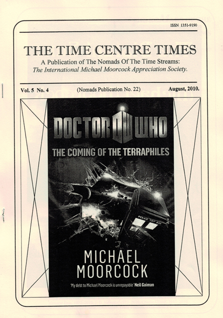 2010 <b><I>The Time Centre Times</I></b> (<b>Vol. 5  No. 4</b>)