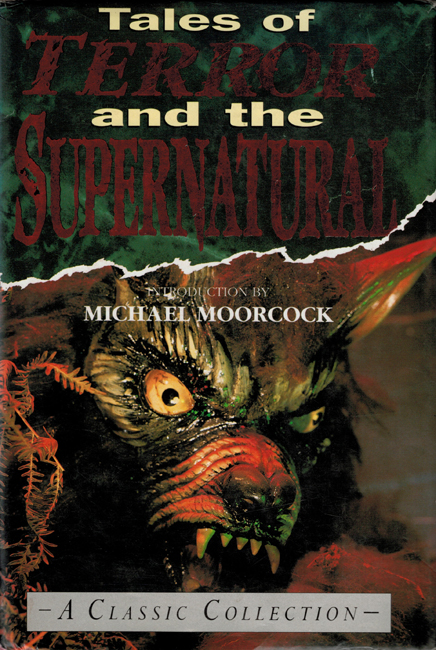 1994 <b><I>Tales Of Terror And The Supernatural</I></b>, Bracken h/c