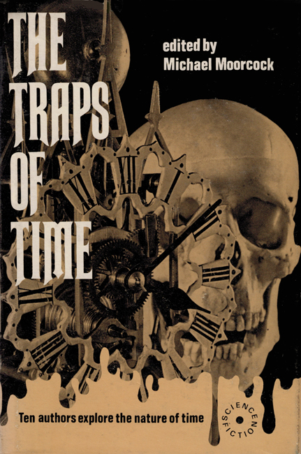 <b><I>The Traps Of Time</I></b>, 1968, Rapp & Whiting h/c