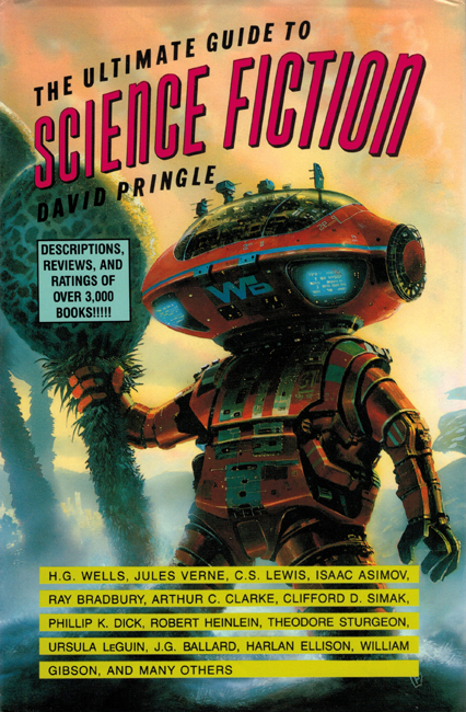 1990 <b><I>The Ultimate Guide To Science Fiction</I></b>, Pharos h/c