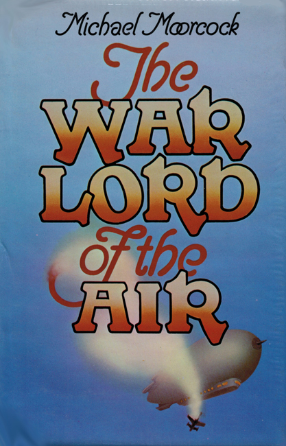 <b><I>The Warlord Of The Air</I></b>, 1971, NEL h/c