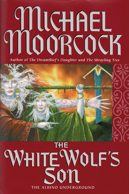 <b><I> The White Wolf's Son:  The Albino Underground</I></b>, 2005, Warner h/c