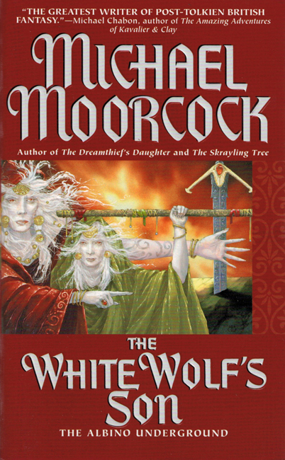 <b><I> The White Wolf's Son:  The Albino Underground</I></b>, 2006, Warner p/b