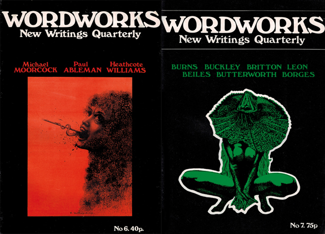 <b><I>  Wordworks</I></b> (#<b>6</b> & <b>7</b> [complete run])